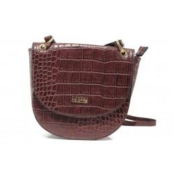 Модерна спортна чанта ФР 1160 бордо | Дамска чанта | MES.BG
