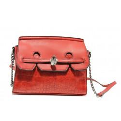 Модерна спортна чанта ФР 8026 червен | Дамска чанта | MES.BG