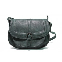 Модерна спортна чанта ФР 91852 зелен | Дамска чанта | MES.BG