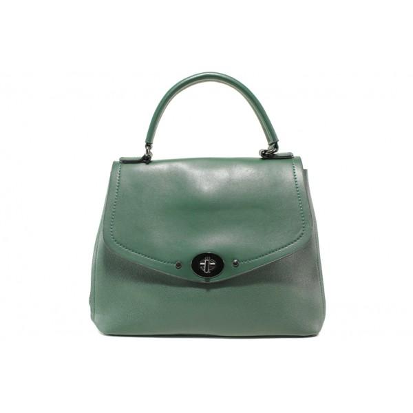 Иновативна дамска чанта с модерна визия ФР 1576 зелен | Дамска чанта | MES.BG