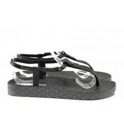Анатомични дамски сандали Ipanema 82626 черен | Бразилски чехли и сандали | MES.BG