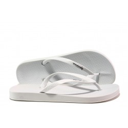 Анатомични дамски чехли Ipanema 82591 бял | Бразилски чехли | MES.BG