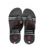 Мъжки джапанки с лента между пръстите Runners 191-70107 черен-червен | Мъжки джапанки и чехли | MES.BG