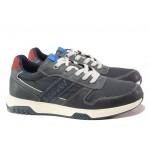 Мъжки маратонки S.Oliver 5-13602-22 т.син | Мъжки немски обувки | MES.BG