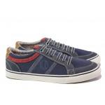 Мъжки летни спортни обувки S.Oliver 5-13616-22 т.син | Мъжки немски обувки | MES.BG