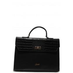 Стилна дамска чанта ФР 85961 черен | Дамска чанта | MES.BG
