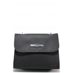 Елегантна дамска чанта ФР 1071 черен | Дамска чанта | MES.BG