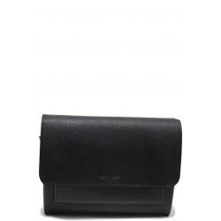 Ежедневна дамска чанта ФР 9092 черен | Дамска чанта | MES.BG