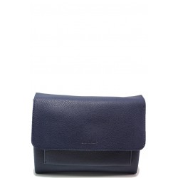 Ежедневна дамска чанта ФР 9092 син | Дамска чанта | MES.BG