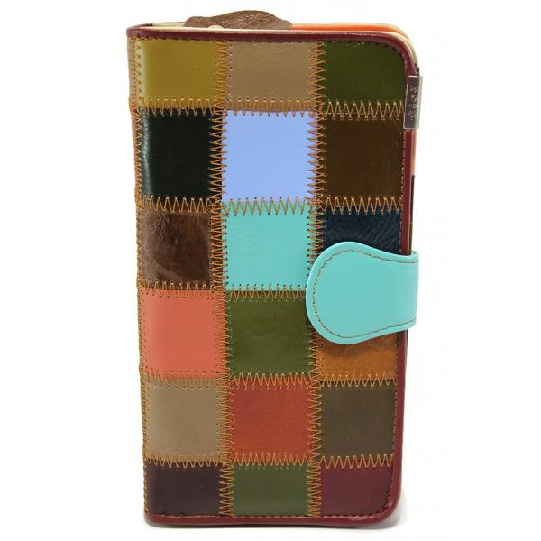 Дамско портмоне от естествена кожа ФР 8303 св.син | Дамско портмоне | MES.BG