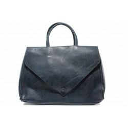 Елегантна дамска чанта ФР 8430-26 син | Дамска чанта | MES.BG