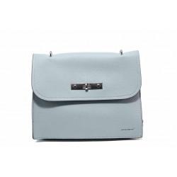 Модерна дамска чанта през рамо ФР 1071 син | Дамска чанта | MES.BG