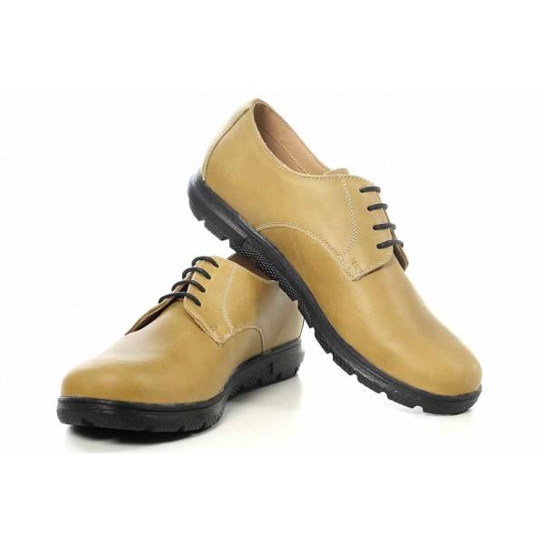 Равни обувки, дамски, естествена кожа, български / МН Irene резеда / MES.BG