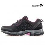 Юношески водоустойчиви маратонки, подходящи за туризм / Bull 82017 черен-розов / MES.BG