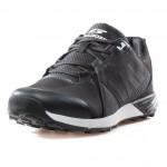Олекотен модел мъжки маратонки с връзки / Bull 92011 черен / MES.BG