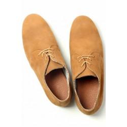 Мъжки обувки, български, естествена кожа, ежедневни / МН Vlad кафяв / MES.BG