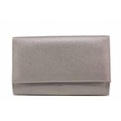 Вечерна дамска чанта тип плик / Съни 7000-73 таупе / MES.BG