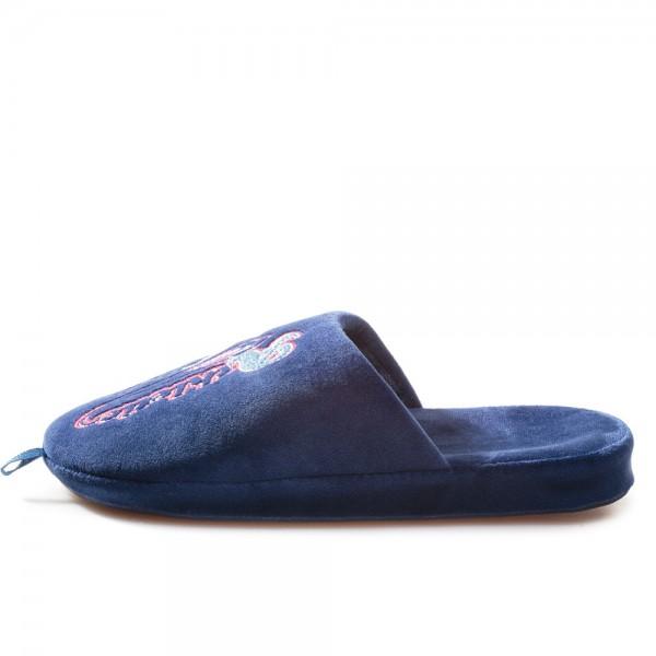 Детски домашни чехли, удобна подметка / Bull P 72-5 син / MES.BG