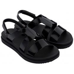 Дамски бразилски сандали с удобно закопчаване / Bull ZAXY 18046/90788 черен / MES.BG