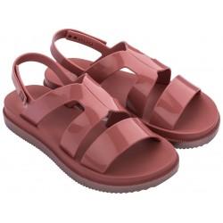 Дамски бразилски сандали с удобно тик-так закопчаване / Bull ZAXY 18046/90788 керемидено бежово / MES.BG