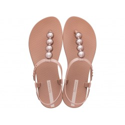 Красиви бразилски сандали между пръстите, тик-так закопчаване / Bull Ipanema 26207/24185 розов / MES.BG