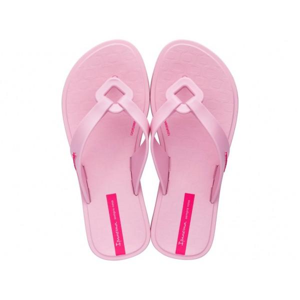 Олекотени детски чехли, ароматизирани, лента между пръстите / Bull Ipanema 26516/20197 розов / MES.BG