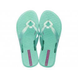 Ароматизирани детски чехли с лента между пръстите / Bull Ipanema 26516/25285 зелен / MES.BG
