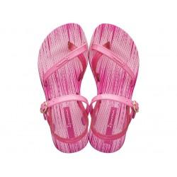 Детски анатомични бразилски сандали, катарама / Bull Ipanema 82522/20791 розов / MES.BG
