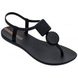 Анатомични дамски бразилски сандали, леко и гъвкаво ходило / Bull Ipanema 82827/20766 черен / MES.BG