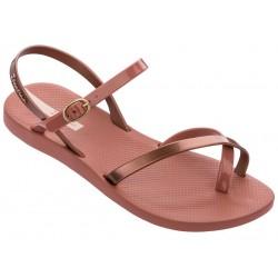 Комфортни бразилски сандали, гъвкави и еластични, анатомични / Bull Ipanema 82842/24758 розов / MES.BG