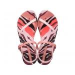 Комфортни бразилски сандали, гъвкави и еластични / Bull Ipanema 82891/24411 розов / MES.BG