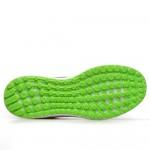 Мъжки ''дишащи'' маратонки с лека и гъвкава подметка / Bull 21006 сив-зелен / MES.BG
