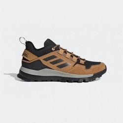 Мъжки спортни обувки, естествен велур и текстил, подсилени, гъвкави / Adidas Terrex Hikster EH3535 / MES.BG