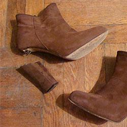 Защо се чупят токовете на обувките?