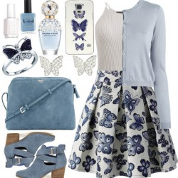 Сини дамски чанти