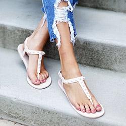 Силиконови сандали