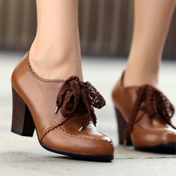 Как да се грижите за кожени обувки?