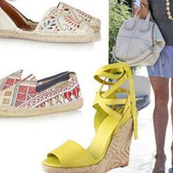 Еспадрилите – най-добрите обувки за лятото!