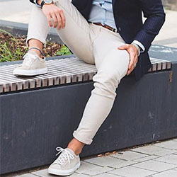 Актуално при мъжките спортни обувки