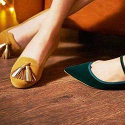 Какво прави равните обувки опасни?