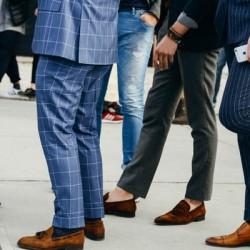 7 вида мъжки обувки, удобни за офиса