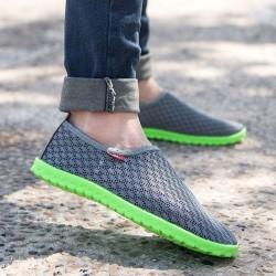 Правилният избор за мъжки летни обувки