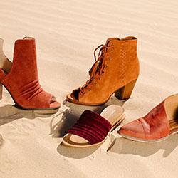 Избираме дамски обувки според собствената си фигура