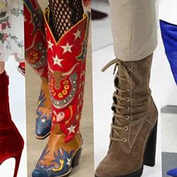 Есенни тенденции при дамските обувки