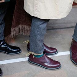 Мъжки обувки – есенни тенденции