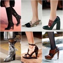 Модните обувки за есента и зимата