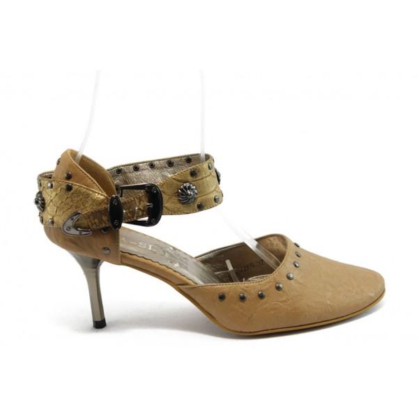 Дамски обувки на ток СТ 162-65
