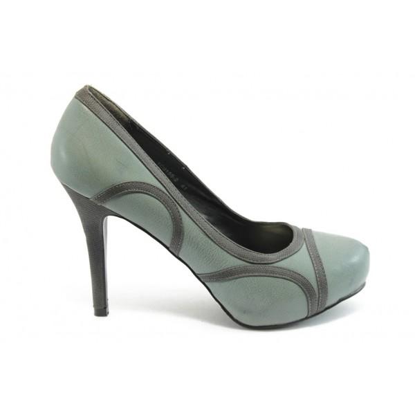 Дамски обувки на висок ток ФР 0155