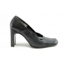 Дамски обувки от естествена кожа ФЯ 012430