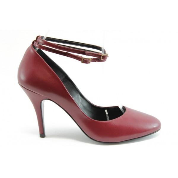 Дамски обувки на висок ток ФЯ 7131214
